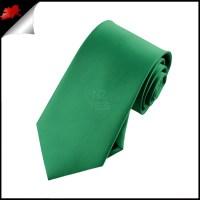 Boys Emerald Green Necktie- Canadian Ties