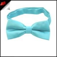 Turquoise Aqua Blue Boys Bow Tie- Canadian Ties