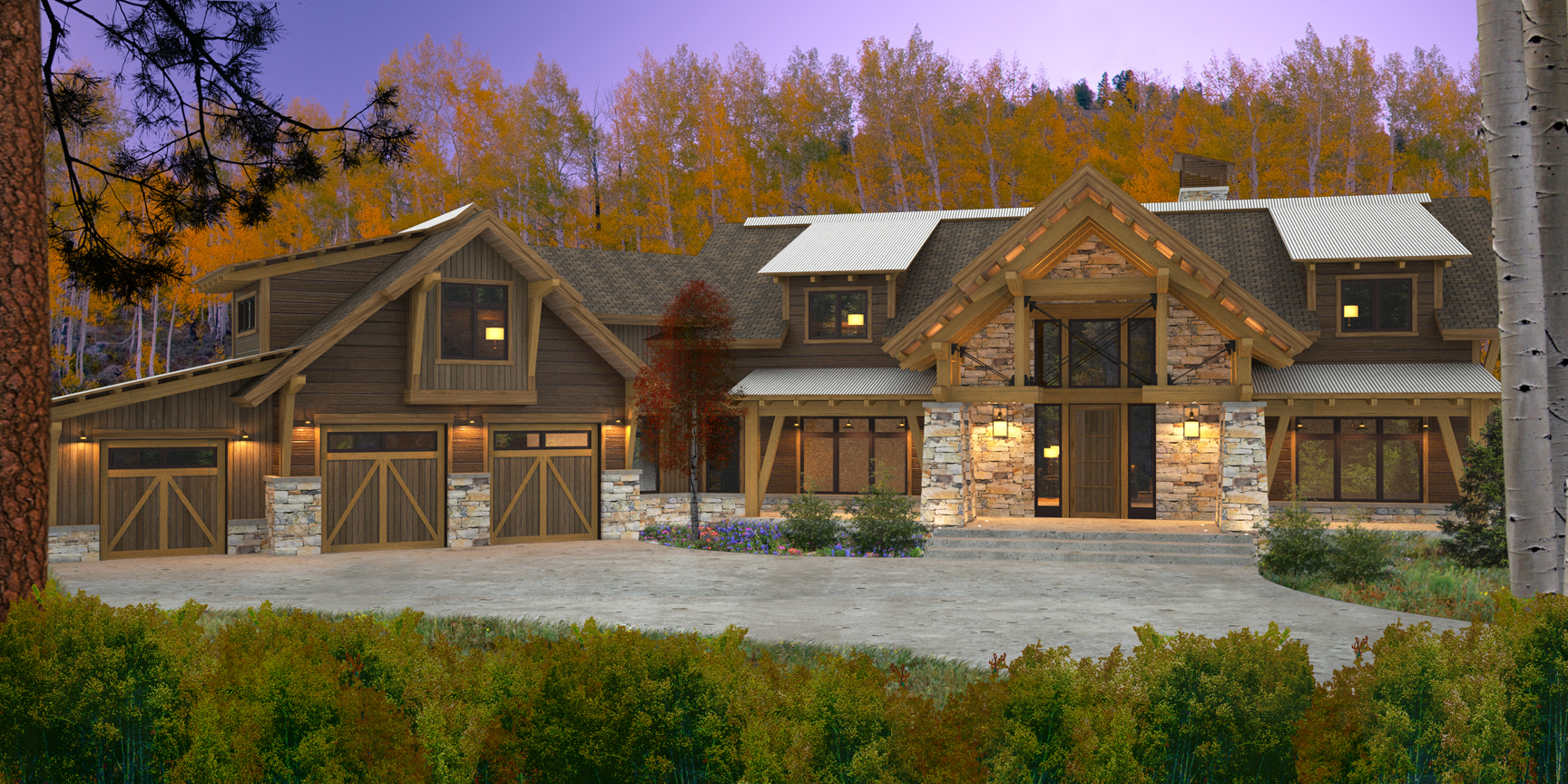 Elk River Timber Frame Design