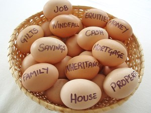 Investing Mistake: Too Many Eggs in One Basket