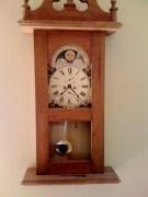 A beautiful hand made clock