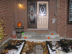 Front Door of My House