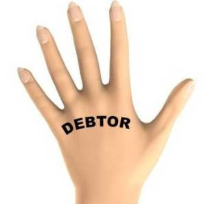 Debt Tatoo