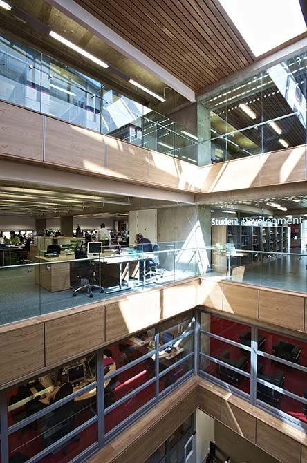 David Wilson Modern Structural Glass Balustrades  Canal