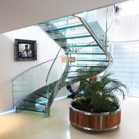 Helical Staircases   Bespoke Design   Canal Architectural