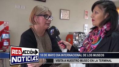 Photo of Redacción Noticias    DIA INTERNACIONAL DEL MUSEO – LAS HERAS SANTA CRUZ