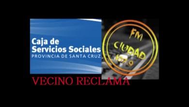Photo of Redacción Noticias    Denuncia Contra la Caja  CSS- Las Heras Santa Cruz
