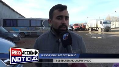 Photo of Redacción Noticias    NUEVA ADQUISICIÓN DE MAQUINARIAS – LAS HERAS SANTA