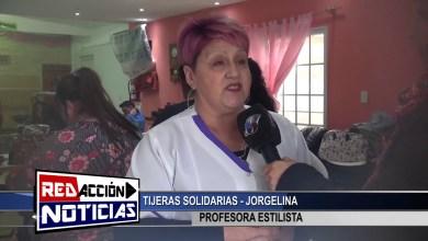 Photo of Redacción Noticias |  TIJERAS SOLIDARIAS – LAS HERAS SANTA CRUZ