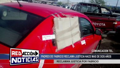 Photo of Redacción Noticias |  CASO FABRICIO  – LAS HERAS SANTA CRUZ