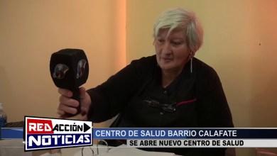 Photo of Redacción Noticias |  LAS HERAS – SANTA CRUZ – NORA PICOS – NUEVO CENTRO DE SALUD MEDICO EN EL BARRIO CALAFATE