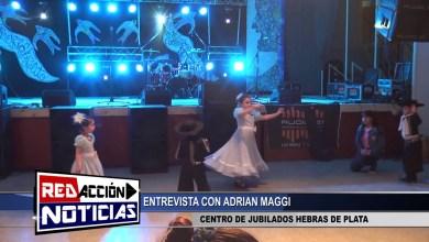 Photo of Redacción Noticias |  GRAN PEÑA FAMILIAR EN CENTRO DE JUBILADOS «HEBRAS DE PLATA» – ADRIAN MAGGI – LAS HERAS SANTA CRUZ