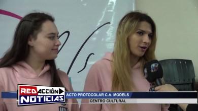 Photo of Redacción Noticias |  ACTO PROTOCOLAR C.A. MODELS 2018 – LAS HERAS SANTA CRUZ