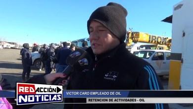 Photo of Redacción Noticias    RETENCION DE ACTIVIDADES OIL – LAS HERAS SANTA CRUZ 2/2