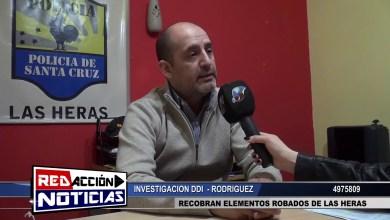 Photo of Redacción Noticias    DDI INVESTIGACION – RODRIGUEZ – LAS HERAS SANTA CRUZ