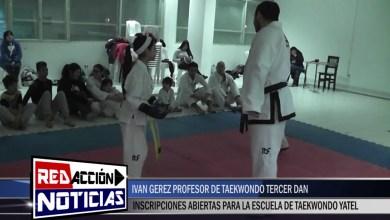 Photo of Redacción Noticias |  IVAN JEREZ PROFESOR DE TAEKWONDO PROMOCIONA LA ESCUELA YATEL – LAS HERAS SANTA CRUZ