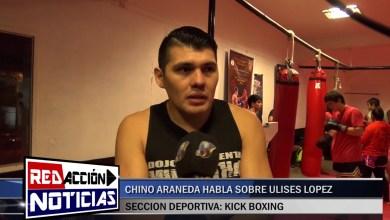 Photo of Redacción Noticias |  CRISTIAN CHINO ARANEDA HABLA SOBRE ULISES LOPEZ –  LAS HERAS SANTA CRUZ