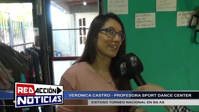 Photo of Redacción Noticias |  SPORT DANCE CENTER – LAS HERAS SANTA CRUZ