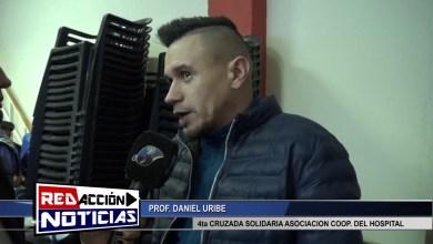 Photo of Redacción Noticias |  DANIEL URIBE – LAS HERAS SANTA CRUZ