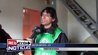 Photo of Redacción Noticias |  ATE – NUEVO PARO DE LA ASOCIACION – HECTOR AMPUERO REFERENTE LAS HERAS SANTA CRUZ