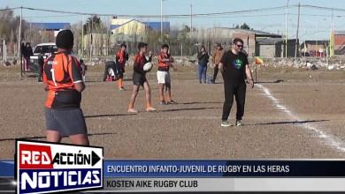 Photo of Redacción Noticias |  ENCUENTRO JUVENIL DE RUGBY – KOSTEN AIKE – LAS HERAS SANTA CRUZ
