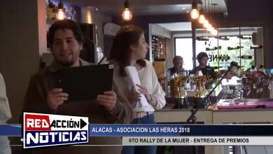 Photo of Redacción Noticias |  6° RALLY DE LA MUJER EN LAS HERAS – SANTA CRUZ-A.L.A.C.A.S