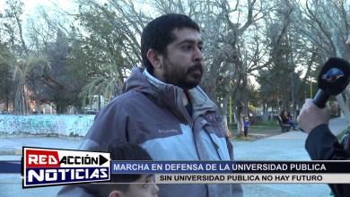 Photo of Redacción Noticias |  MANIFESTACION EN PLAZA SAN MARTIN – LAS HERAS SANTA CRUZ