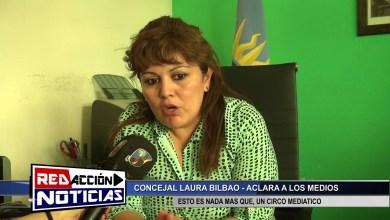 Photo of Redacción Noticias |  ACLARACIÓN DE EDIL L.BILBAO – LAS HERAS SANTA CRUZ