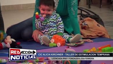 Photo of Redacción Noticias |  CIC ALICIA KIRCHNER ESTIMULACION TEMPRANA -LAS HERAS SANTA CRUZ
