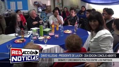 Photo of Redacción Noticias |  PRESIDENTE UCR – 2DA EDICION CONCEJO ABIERTO – LAS HERAS SANTA CRUZ