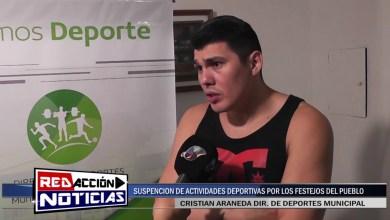 Photo of Redacción Noticias |  CRISTIAN ARANEDA DIRECTOR DE DEPORTES – LAS HERAS SANTA CRUZ