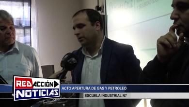 Photo of Redacción Noticias |  ACTO APERTURA GAS Y PETROLEO INDUSTRIAL N°7 – LAS HERAS SANTA CRUZ
