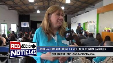 Photo of Redacción Noticias |  1RA JORNADA SOBRE VIOLENCIA DE GENERO – LAS HERAS SANTA CRUZ