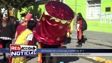Photo of Redacción Noticias |  PROYECTO ¨LAS HERAS INCLUSIVA¨ – LAS HERAS SANTA CRUZ