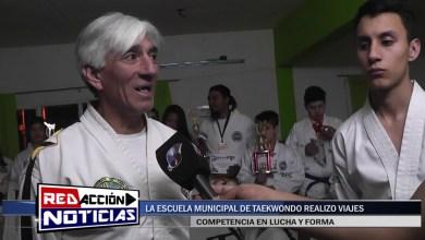 Photo of Redacción Noticias |  MANUEL VERA PREPARA LA ESCUELA DE TAEKWONDO PARA LO QUE QUEDA DEL AÑO – LAS HERAS SANTA CRUZ