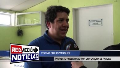 Photo of Redacción Noticias |  VECINO EMILIO VASQUEZ – LAS HERAS SANTA CRUZ