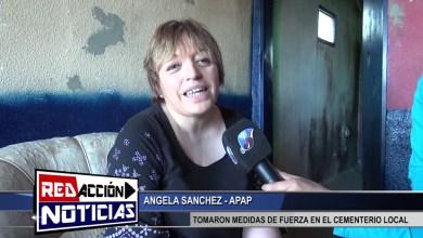 Photo of Redacción Noticias |  ANGELA SANCHEZ – APAP – LAS HERAS SANTA CRUZ