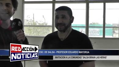 Photo of Redacción Noticias    ESC. SALSA BRAVA – LAS HERAS SANTA CRUZ