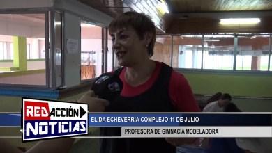 Photo of Redacción Noticias    GIMNASIA MODELADORA – LAS HERAS SANTA CRUZ