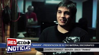 Photo of Redacción Noticias |  LAS HERAS SANTA CRUZ «NAHUEN» PRESENTACION DE SU 2DO MATERIAL DISCOGRAFICO «TRAMAS»