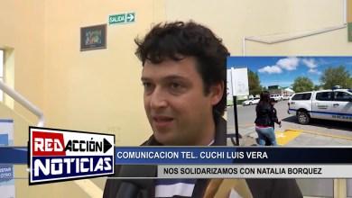 Photo of Redacción Noticias |  NATALIA B. DETENIDA- COM. TEL. CUCHI VERA – LAS HERAS SANTA CRUZ