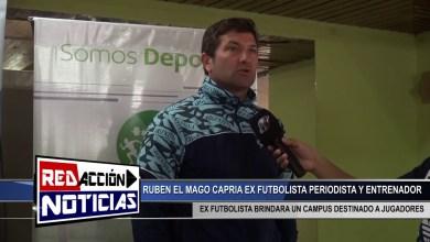 Photo of Redacción Noticias    RUBEN EL MAGO CAPRIA EN LAS HERAS – LAS HERAS SANTA CRUZ