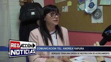 Photo of Redacción Noticias |  NATALIA B. DETENIDA- YAPURA COM. TEL. – LAS HERAS SANTA CRUZ