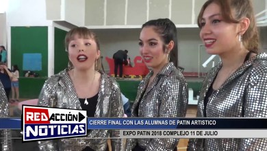 Photo of Redacción Noticias |  CIERRE FINAL ALUMNAS PATIN ARTISTICO – LAS HERAS SANTA CRUZ