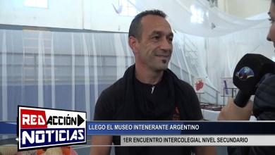 Photo of Redacción Noticias |  MUSEO INTINERANTE ARGENTINO – LAS HERAS SANTA CRUZ
