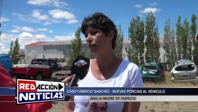 Photo of Redacción Noticias |  CASO FABRICIO SANCHEZ – LAS HERAS SANTA CRUZ