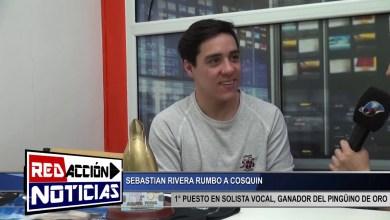 Photo of Redacción Noticias |  LAS HERAS – SANTA CRUZ – SEBASTIAN RIVERA RUMBO A COSQUIN-1ER PUESTO EN SOLISTA VOCAL