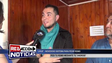 Photo of Redacción Noticias |  LIHUE – NUEVA APP PARA PEDIR TU REMIS – LAS HERAS SANTA CRUZ