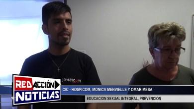 Photo of Redacción Noticias |  HOSPICOM – EDUCACIÓN INTEGRAL SEXUAL – LAS HERAS SANTA CRUZ