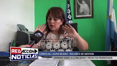 Photo of Redacción Noticias |  LAURA BILBAO BALANCE DE GESTION – LAS HERAS SANTA CRUZ 2/2